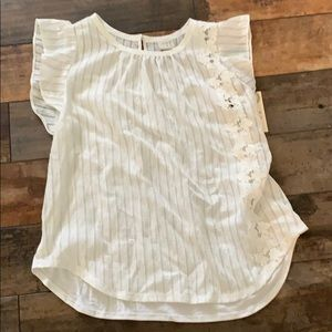 White Casual /Dressy Shirt